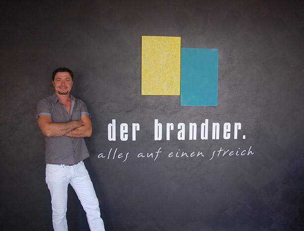 Gottfried Brandner. Malermeister Brandner GmbH